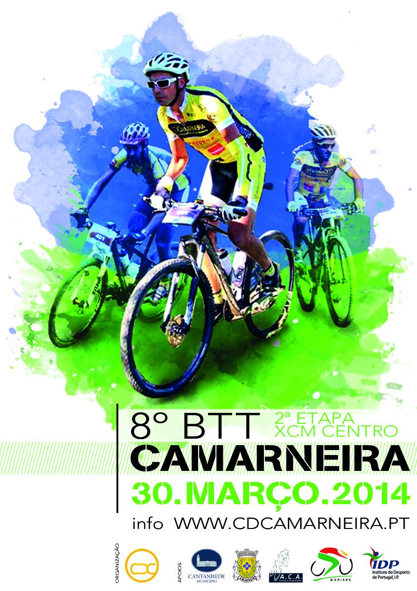 8BTTCamarneira2014_Cartaz