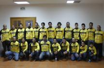 Apresentação equipa 2016